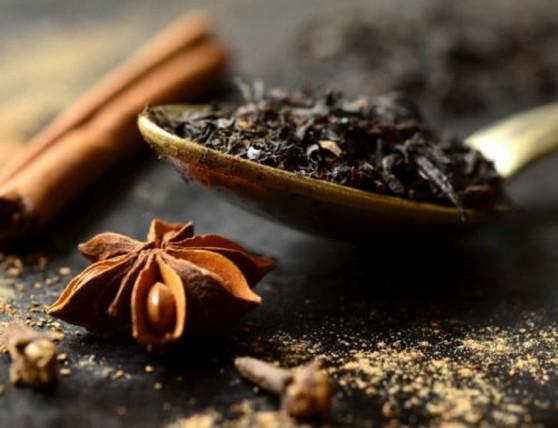 Masala Chai Tradicional Jardim Novo Mundo - Chá Chai Masala