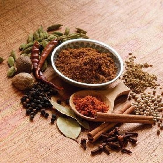 Tempero Indiano Garam Masala no Atacado Freguesia do Ó - Tempero Indiano Garam Massala