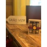 kit temperos para brindes Vila Tramontano